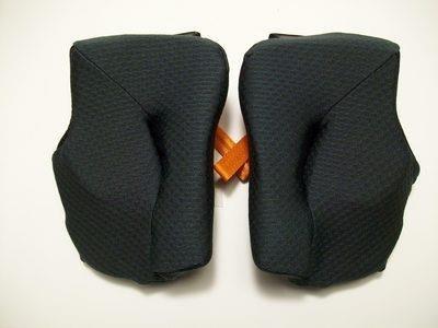 Arai Cheek Pads for RX-Q Corsair V Signet-Q helmets - 35mm
