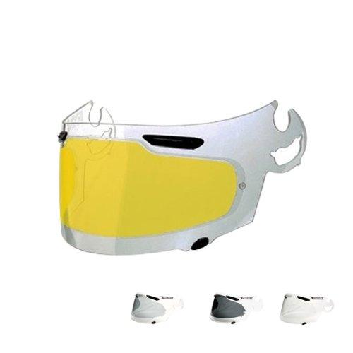 Arai Pinlock Insert Max Brow Clear Faceshield for Corsair VVector-2RX-Q Helmets