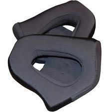 X-lite XR85276060276 Cheek Pads for X-802RR Helmets - 25mm2XL