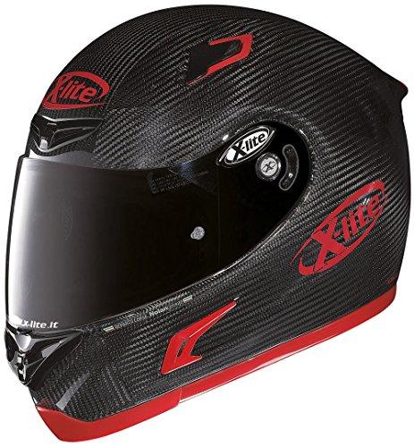 X-lite XU85273420086 X-802RR Ultra Carbon Puro Helmet Carbon Red X-Large