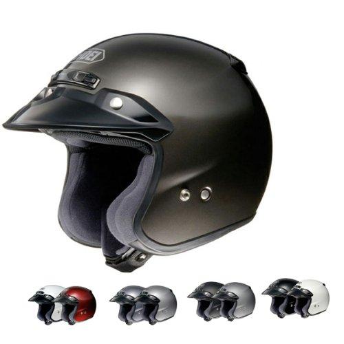 Shoei RJ-Platinum R Helmet M Light Silver