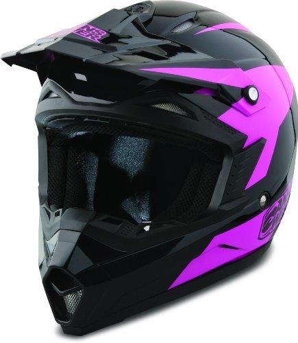 Answer Helmet Visor for Nova Helmet - Stealth Pink 454581