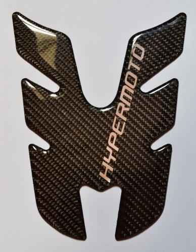 RZ Moto Carbon Fiber Motorcycle Tank Protector Pad fit Ducati Hypermotard SP