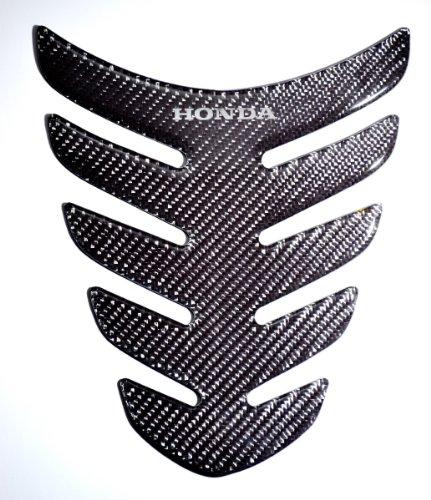 RZ Moto Carbon Fiber Motorcycle Tank Protector Pad fit Honda CBR CB VFR VTR TRX DN
