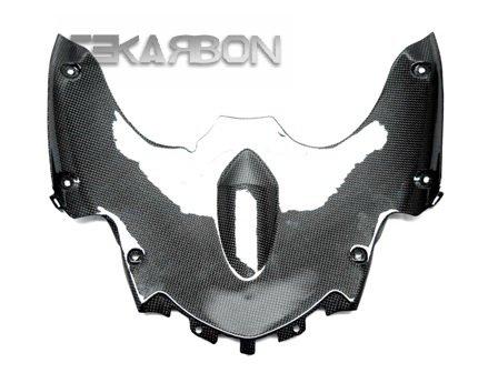 2009 - 2015 Suzuki GSXR 1000 Carbon Fiber Front Under Panel