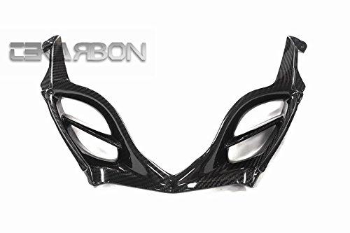 2009 - 2015 Suzuki GSXR 1000 Carbon Fiber Nose Fairing - Twill
