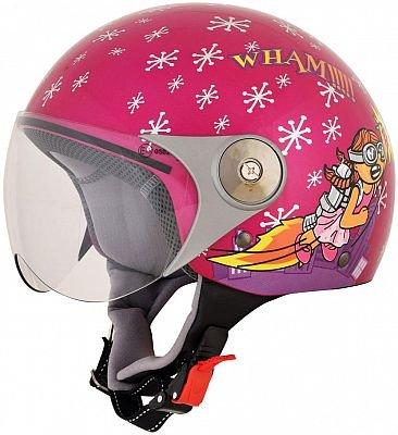 AFX 01070007 FX33-Y Rocket Girl Youth Helmet Distinct Name Rocket Girl Gender Girls Size Segment Youth Primary Color Pink Helmet Category Street Helmet Type Open-face Helmets Size Sm