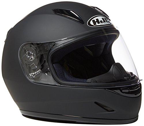HJC Helmets CL-Y Youth Helmet Matte Black Large