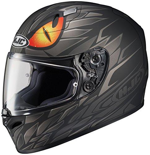 HJC FG-17 Mamba Full-Face Motorcycle Helmet MC-5F Large