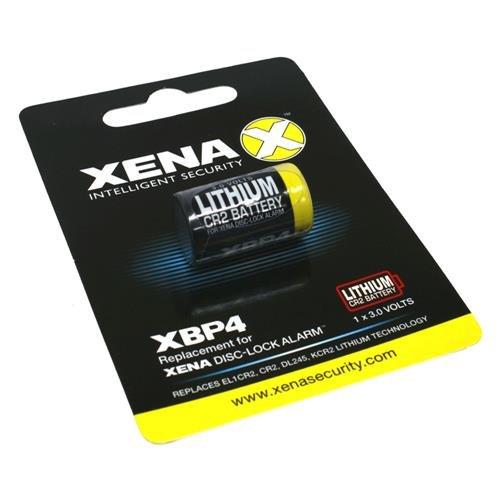 Xena XX Series Security Disc Lock Alarm Battery Pack