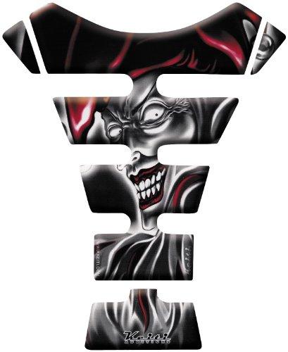 Keiti Tank Protector - Jester BlackRed