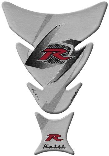 Keiti Tank Protector - Suzuki R Silver
