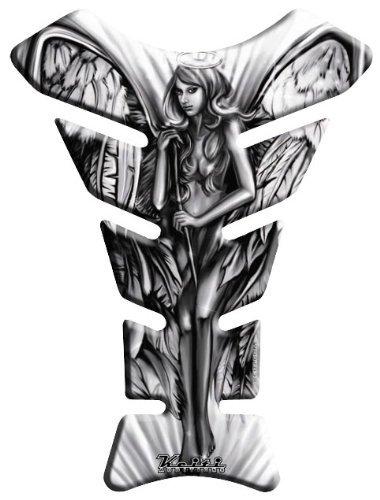 Keiti Tank Protector - BlackClear - Female Angel KT8150