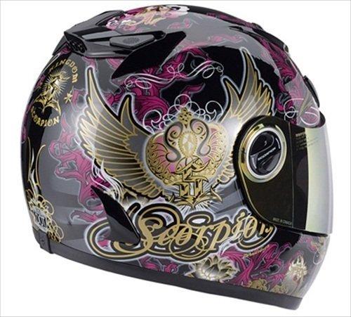 Scorpion EXO-750 BlackGold Kingdom Helmet - XL