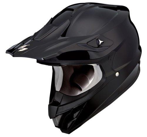 Scorpion VX-34 Solid Black Helmet - XL