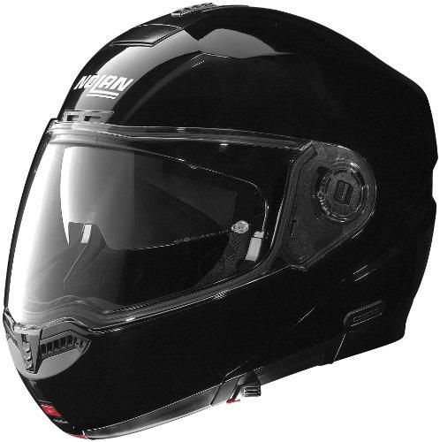Nolan N104 Black Modular Helmet - X-Large
