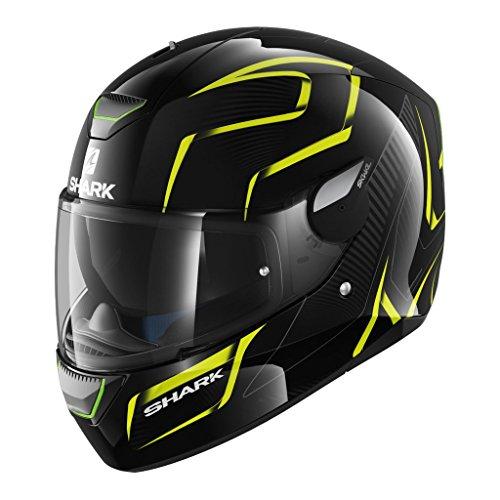SHARK Helmets SKWAL Flynn - Black  Yellow - XL