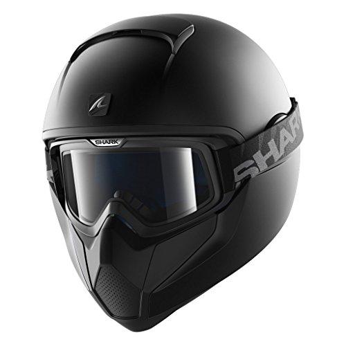 SHARK Helmets VANCORE Blank Matte - Black - M