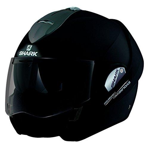 Shark Helmets EVOLINE SERIES 3 Uni Matte - BLACK-KingSize - KS