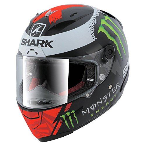 Shark Helmets RACE-R PRO Replica Lorenzo - MONSTER MATTE 2017 - L