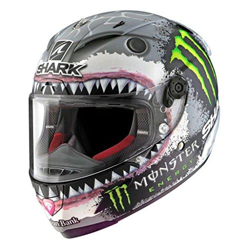 Shark Helmets RACE-R PRO Replica Lorenzo - WHITESHARK - XL