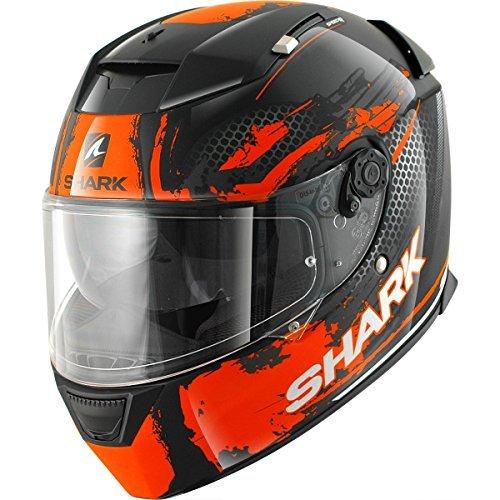 Shark Helmets Speed-R Duke Black Orange Anthracite X-Large