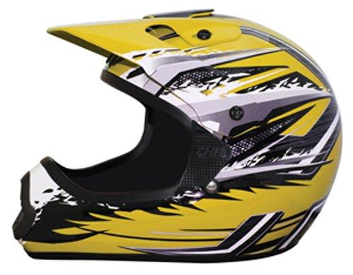 THH Helmet TX-10 Helmet YellowGray X-Large