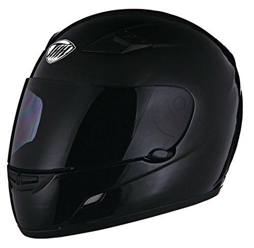 THH TS-39 Helmet Gloss Black Medium