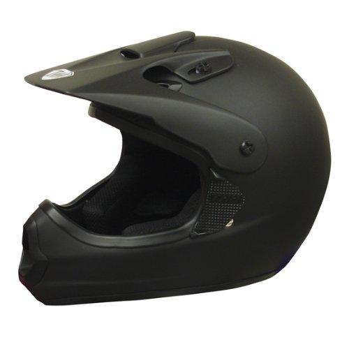 THH TX-10 Stealth Off-Road Helmet Matte Black Large