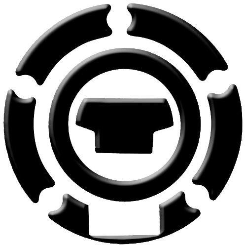 Keiti Gas Cap ProtectorYamaha - Black RYM-306K