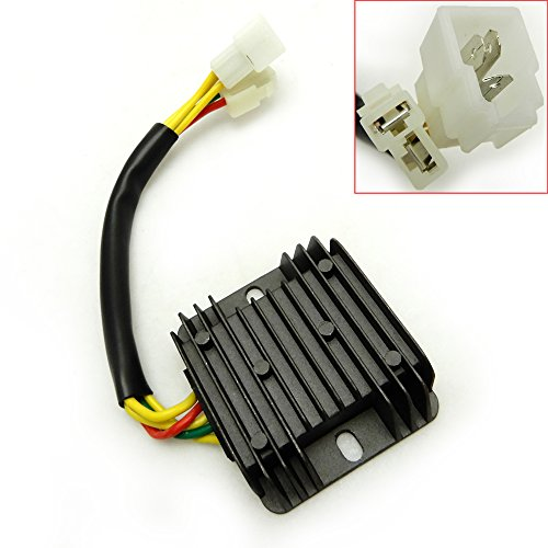 KEMIMOTO Voltage Regulator Rectifier for Hyosung GT650R GT650 Comet GV650 ST7 GT650S GV