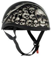 Skid Lid Helmets SL ORIGINAL SKULLS XS U-70