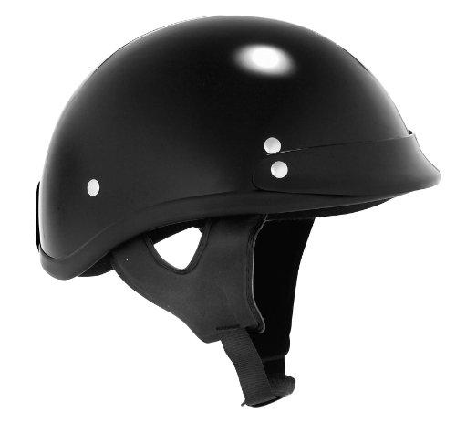 Skid Lid Helmets Traditional Solid Helmet  Size Md Primary Color Black Distinct Name Black Helmet Category Street Helmet Type Half Helmets Gender MensUnisex XF64-6802
