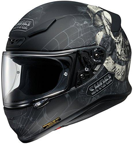 Shoei Brigand RF-1200 Street Bike Racing Motorcycle Helmet - TC-5  Medium