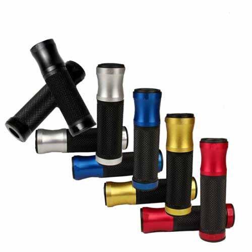 78 handle Grips For YAMAHA YZF R1R6FZ1FZ6FZ6RFZ8-Black