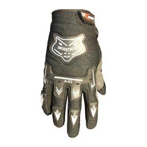 ATV Motocross Dirt Bike Motorcycle Powersports Street Bike Racing Gloves 02 Kid Black