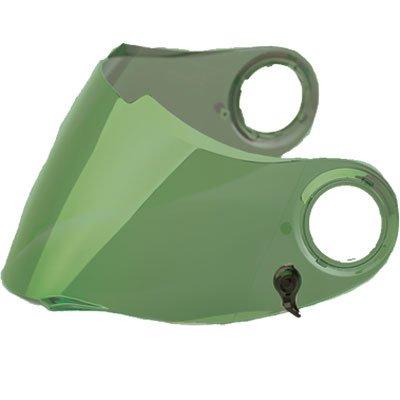 Scorpion EXO-5001100 Motorcycle Helmet Shield Green Mirror