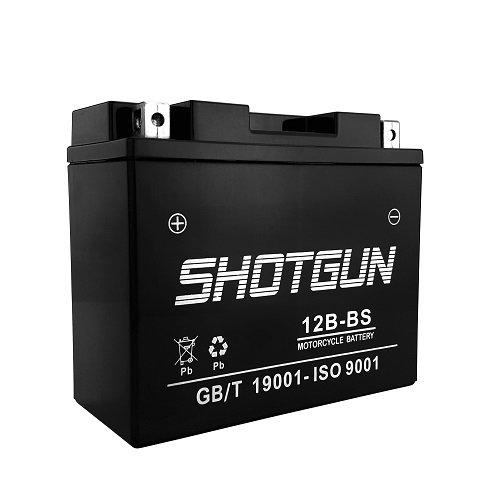 Shotgun YT12B-BS Battery 12V Kawasaki ZX1000-C Ninja ZX-10R 04 05 06 07 08 09 10