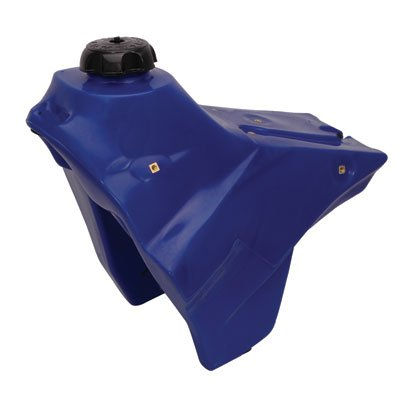 Clarke Fuel Tank 26 Gallon YZ Blue for Yamaha YZ450F 2006-2009