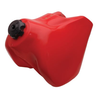 Clarke Fuel Tank 38 Gallon Red for Honda XR400R 1996-1997