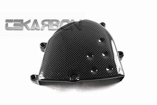2005 - 2006 Kawasaki ZX6R Carbon Fiber Sprocket Cover