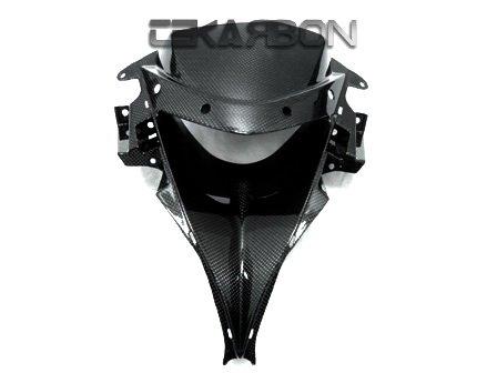 2009 - 2012 Kawasaki ZX6R Carbon Fiber Nose Fairing