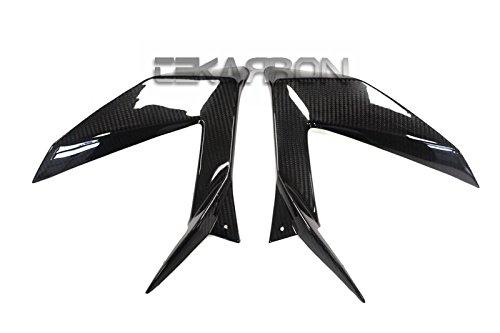 2013 - 2016 Kawasaki ZX6R Carbon Fiber Side Fairing Panels