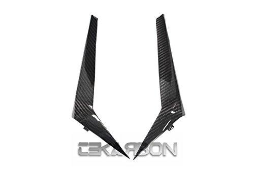 2013 - 2016 Kawasaki ZX6R Carbon Fiber V Panel