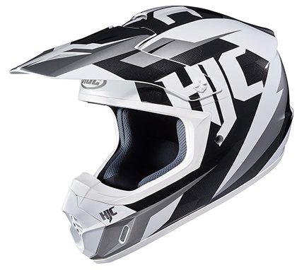HJC Unisex-Adult Off Road CS-MX II Dakota Helmet MC-10 Medium
