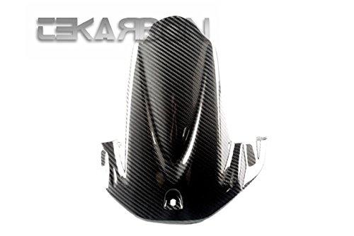2011 - 2015 Suzuki GSXR 600  750 Carbon Fiber Rear Hugger - Twill