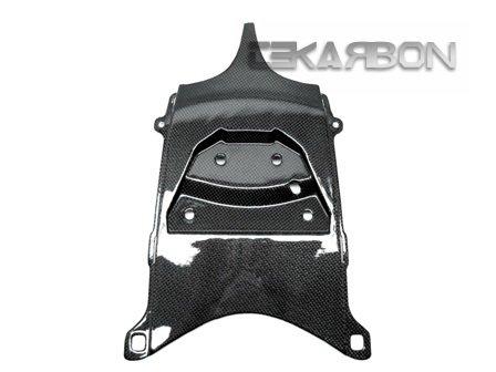 2011 - 2015 Suzuki GSXR 600 750 Carbon Fiber Rear Under Panel