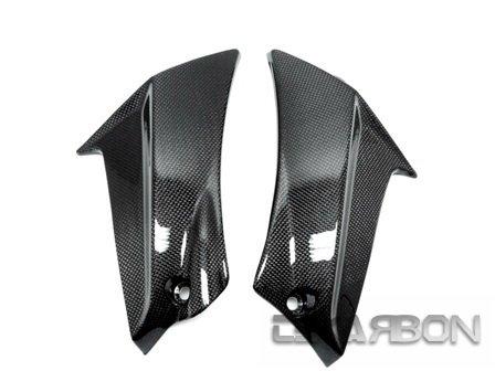 2011 - 2015 Suzuki GSXR 600 750 Carbon Fiber Side Fairing Panels