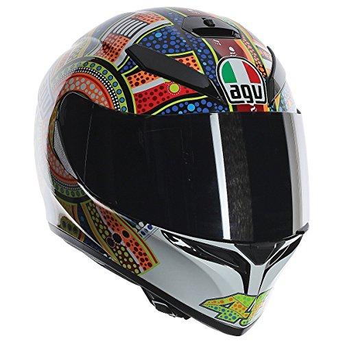 AGV K3 SV Dreamtime Mens Motorcycle Helmet - 2X-Large