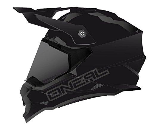 ONeal Sierra II Mens Full-Face Helmet Black Large